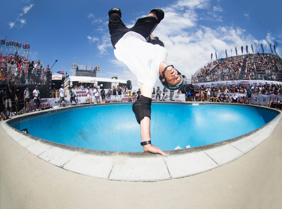 Skateboarding legend Tony Hawk joins the Vans Park Series commentary team for 2019