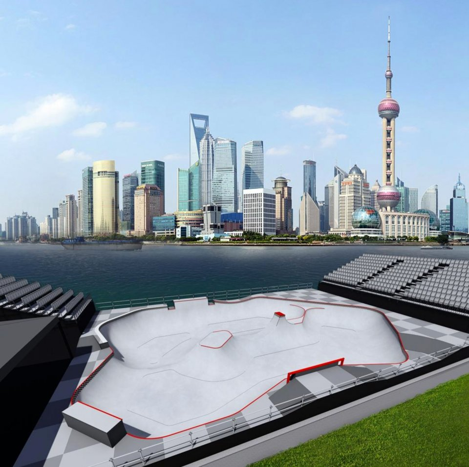 Watch the Vans Park Series World Championships live and direct from Shanghai, China