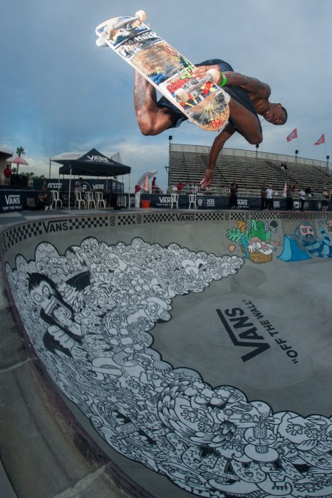 Ishod Wair Backside Air  River Ramirez