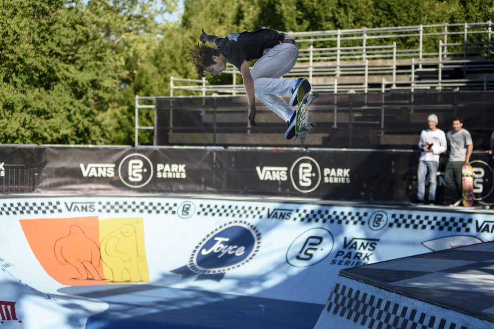 Willy Lara Alley Oop Ollie Dan Mathieu