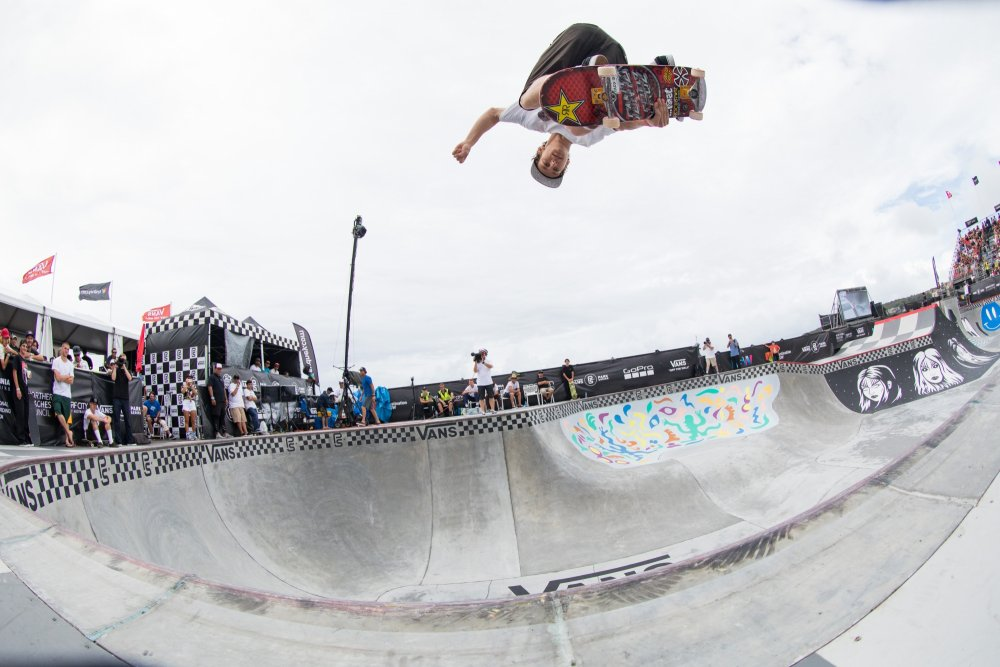Tristan Rennie Indy Air Anthony Acosta