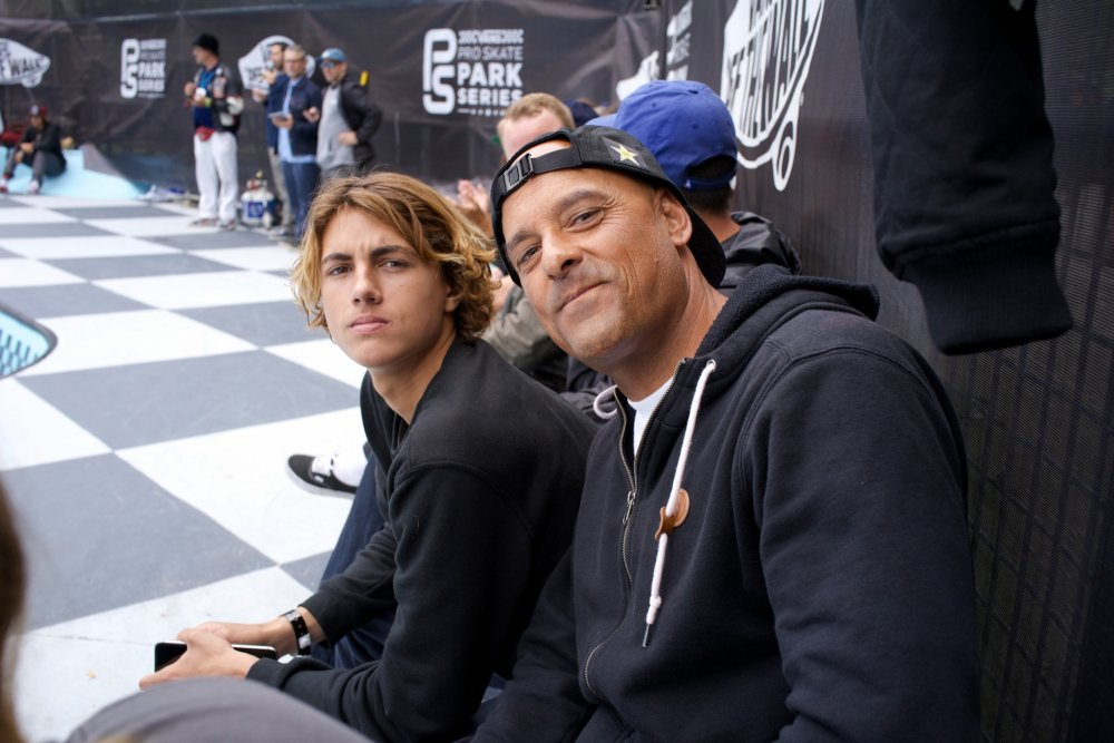 Curren Caples and Omar Hassan Anthony Acosta