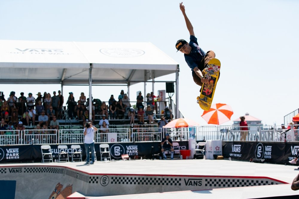 Patrick Ryan placed 4th in the Men's Pro Tour Prelims and has progressed to the Semifinals Anthony Acosta
