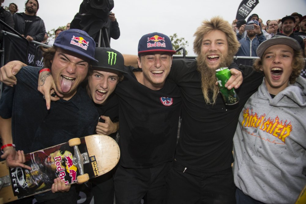 Alex Sorgente, Tom Schaar, Chris Russell, Greyson Fletcher Life Without Andy